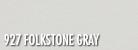 927 Folkstone Gray